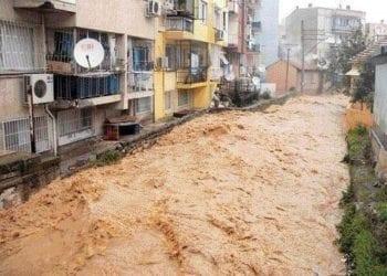 Alluvione Smirne Izmir