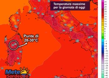 Temperature, massime