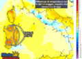 Temperature, caldo, variazioni termiche
