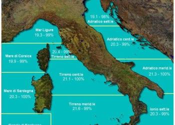Temperature Mediterraneo