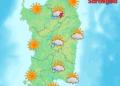 Le previsioni meteo per la giornata di oggi, giovedì 18 giugno.