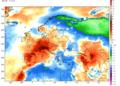 Le anomalie termiche nelle prime due settimane di luglio.