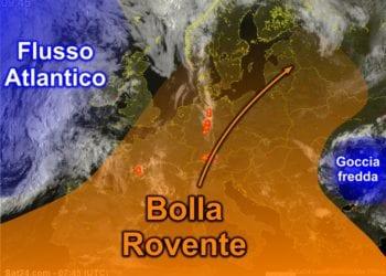 MeteoSat1 350x250 - Solleone e caldo intenso: estate in gran forma