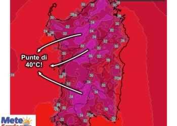 Temperature massime 350x250 - Solleone e caldo intenso: estate in gran forma