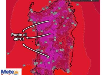 Temperature massime1 350x250 - Solleone e caldo intenso: estate in gran forma