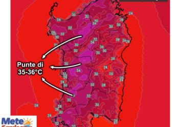 temperature 350x250 - Solleone e caldo intenso: estate in gran forma