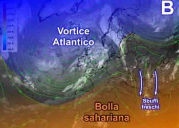 Meteosat 350x250 - Solleone e caldo intenso: estate in gran forma