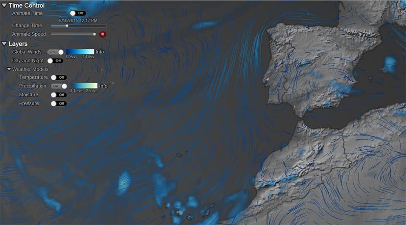WeatherView02 - WeatherView: il nuovo software previsionale gratuito del NOAA