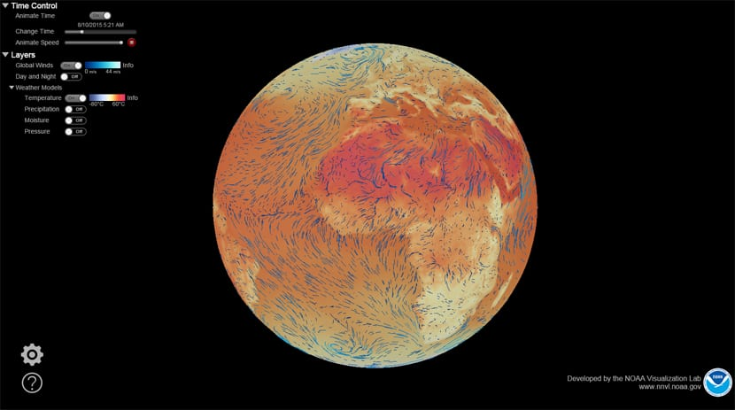 Weatherview - WeatherView: il nuovo software previsionale gratuito del NOAA