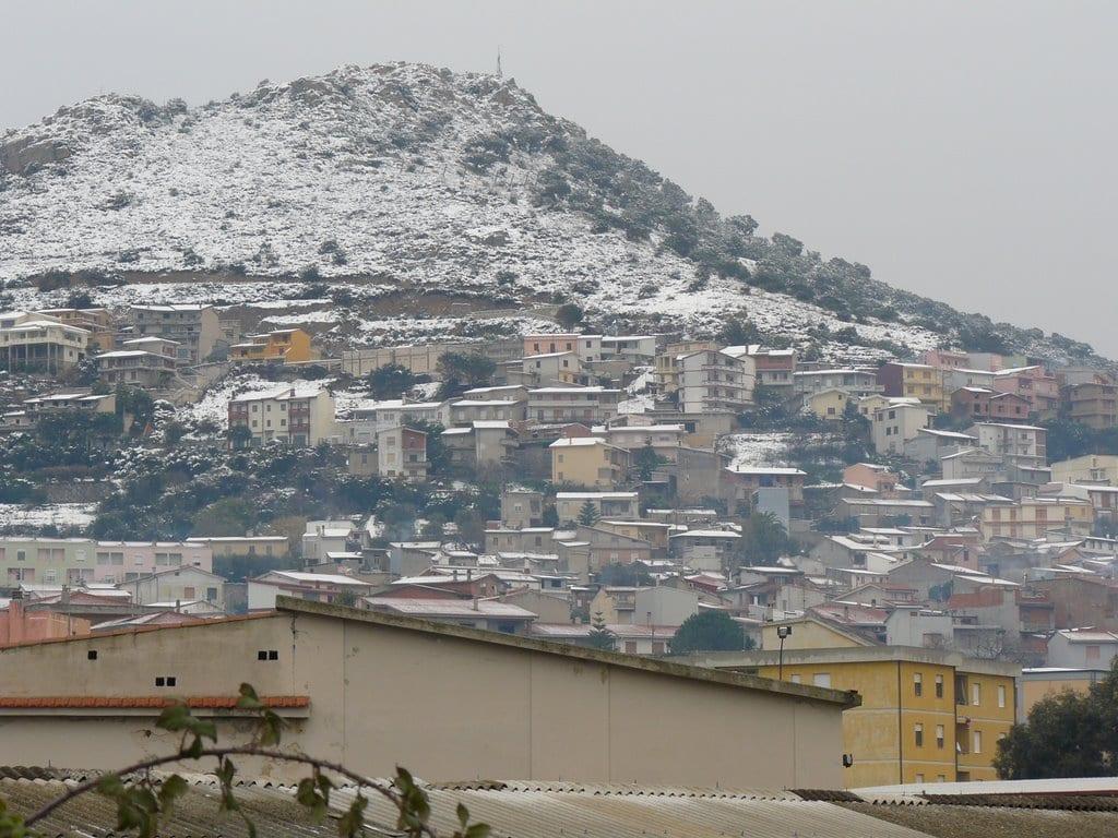 11506165 - La Sardegna sotto la neve, ricordi fotografici