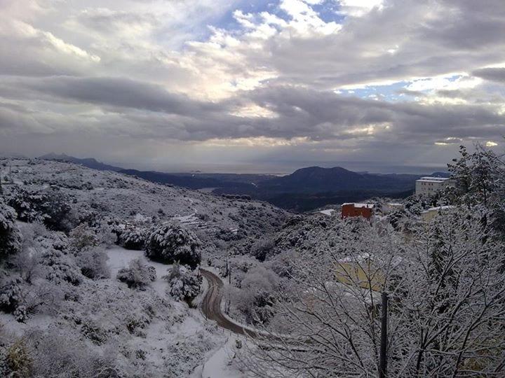 12003928 10204413519158817 8519637814426259937 n - La Sardegna sotto la neve, ricordi fotografici