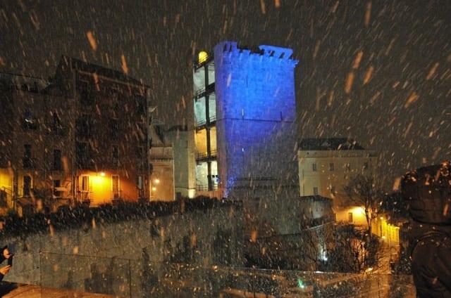 31 dicembre 2015 Dietrich Streinmetz - La Sardegna sotto la neve, ricordi fotografici