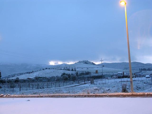 4350165891 378d62c86f z - La Sardegna sotto la neve, ricordi fotografici