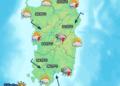 Per oggi, sabato 26 settembre, confermiamo un peggioramento delle condizioni meteo.