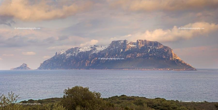neve a tavolara4 - La Sardegna sotto la neve, ricordi fotografici