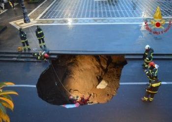 2015 10 21 intervento a Valverde 3 350x250 - Come comportarsi in caso di alluvione? Le regole da seguire