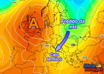 L'ultima decade di Ottobre potrebbe produrre una prima irruzione fredda invernale.