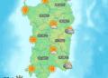 Le condizioni meteo di oggi, sabato 17 Ottobre.