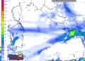 Le piogge di martedì 20 Ottobre secondo il modello LAM del Meteo Giornale.