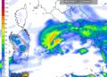 Le piogge di oggi, martedì 20 Ottobre secondo il LAM ad alta risoluzione del Meteo Giornale.