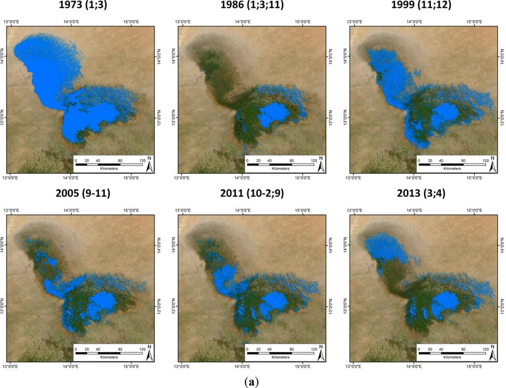 lakeciad - Il lago Ciad sta sparendo: quali possibili conseguenze?