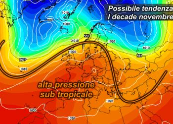 z500 240 350x250 - In autunno più alluvioni nel Mediterraneo a causa del Nino?