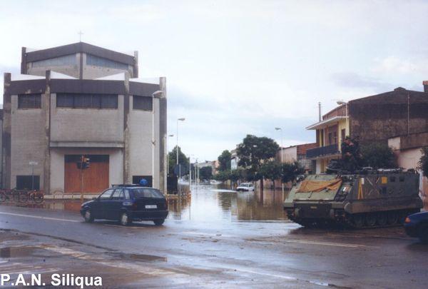 Alluvione Assemini
