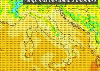 Untitled 62 350x250 - All'orizzonte un week end di sole e temperature fino a 25°C
