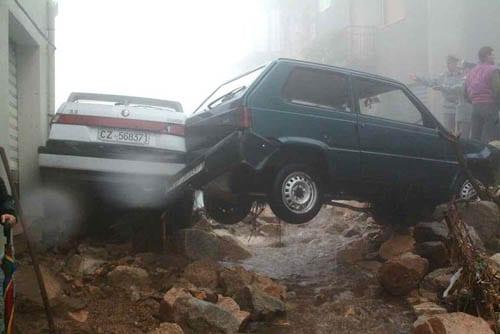 Villagrande 08 - Sardegna, quando le alluvioni colpiscono a dicembre...