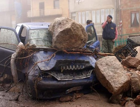 image - Sardegna, quando le alluvioni colpiscono a dicembre...