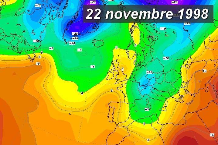 ytbty - Cagliari sottozero a novembre? Accadde nel 1998