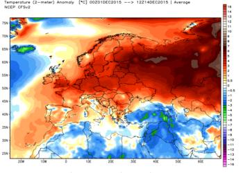 Anomalie termiche1 350x250 - Dalla padella alla brace: caldo a novembre e caldo a dicembre