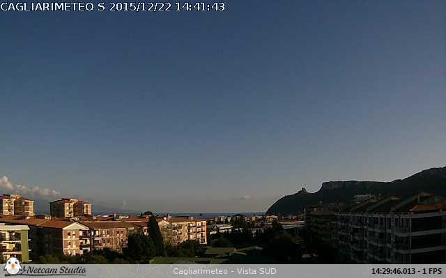 Fonte webcam cagliarimeteo.it