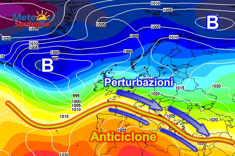 Confermata la svolta meteo invernale di metà dicembre.