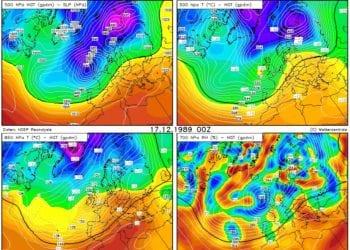 Rrea1989121700 350x250 - Meteo Sardegna: è arrivato il maltempo. Diversi nubifragi