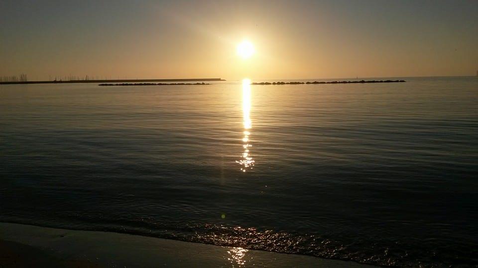 alghero tramonto 2