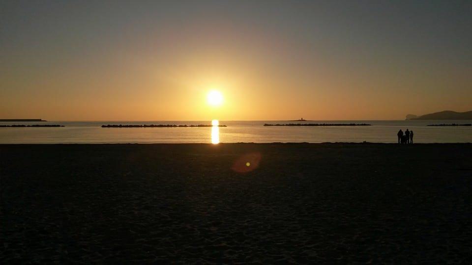alghero tramonto 3