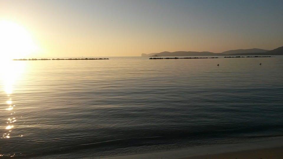 alghero tramonto 4
