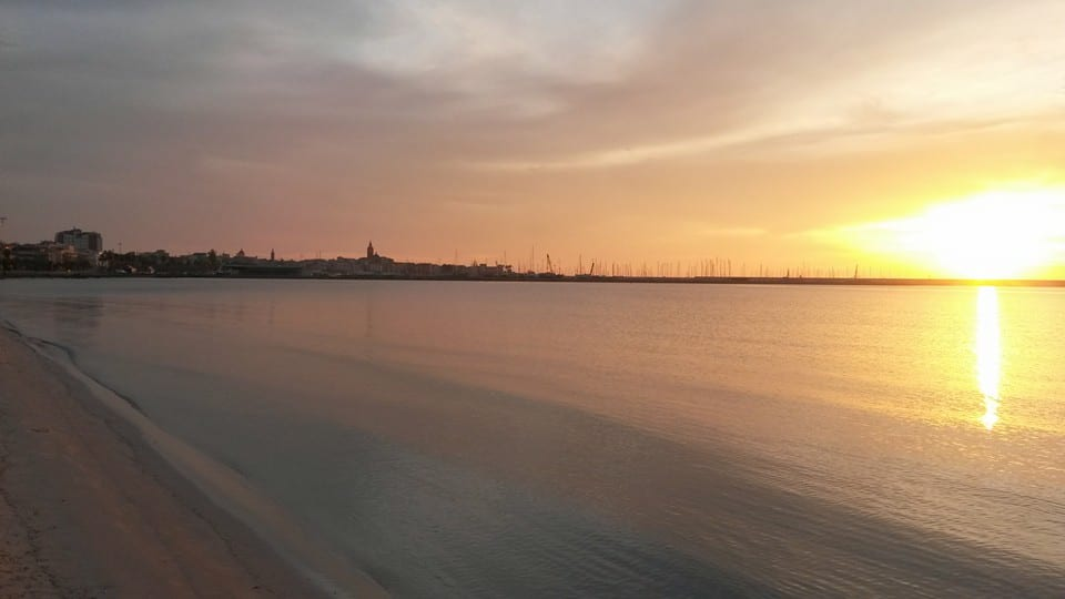 alghero tramonto 5