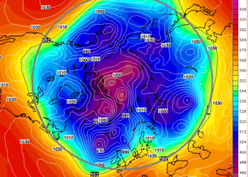 z500 156 350x250 - In autunno più alluvioni nel Mediterraneo a causa del Nino?