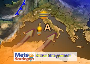 meteo fine gennaio 350x250 - Emergenza siccità: da domani al via le restrizioni idriche