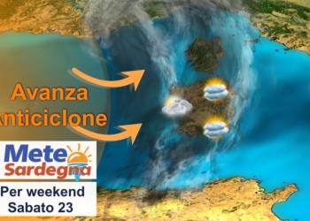 meteosardegna22gen 350x250 - Meteo 7 giorni, inverno soffocato dall'anticiclone. Sole e rialzo termico