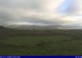 Le nubi sul Monte Santo Padre, viste da Borore. Fonte webcam bororemeteo-live.it/