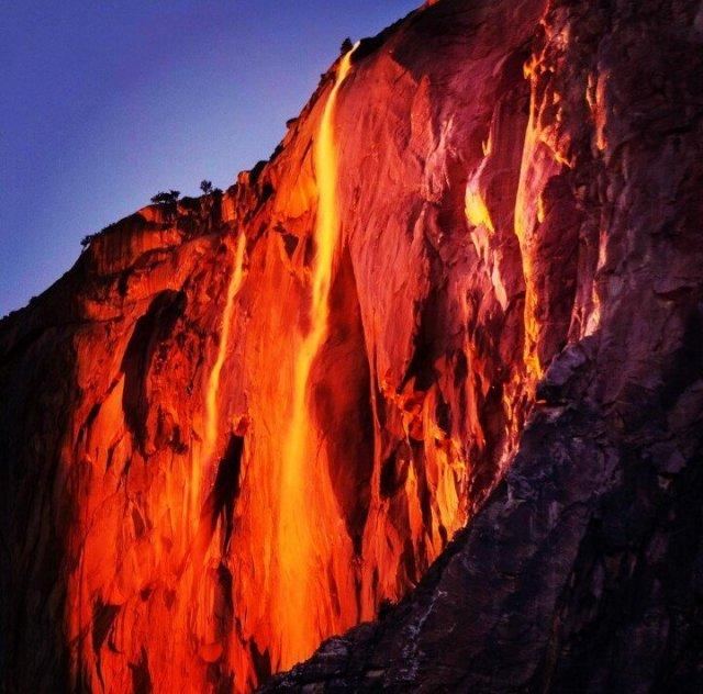 Equiseto Falls