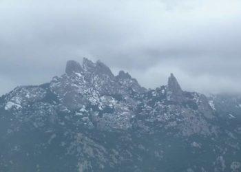 Neve Limbara 350x250 - Sardegna, sabato vera tempesta con almeno 2 sistemi vorticosi