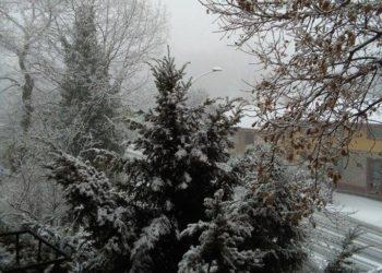 Neve Ovodda 350x250 - La neve di oggi nelle vostre foto
