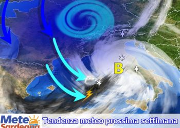 meteo sardegna maltempo prossima settimana 350x250 - Meteo 7 giorni, inverno soffocato dall'anticiclone. Sole e rialzo termico