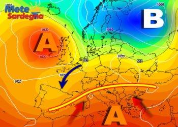 Anticiclone africano oltre il 20 aprile? Possibile...