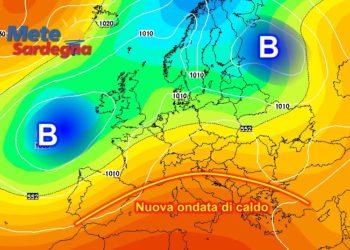 Prossima settimana nuovamente col caldo africano?