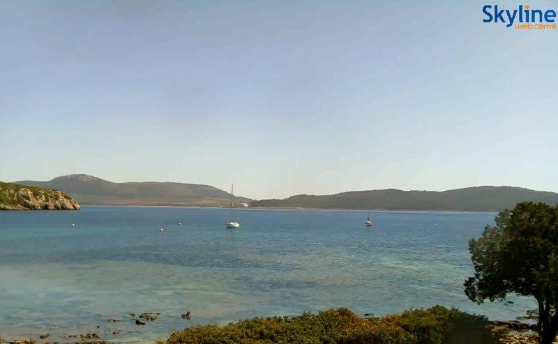 tramariglio - Sardegna, terra di condizioni meteo ideali. Oggi gran sole e cielo limpido, ma domani vento africano